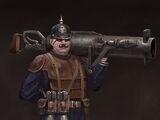 Saxon Gunner