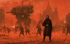 Rusviet Revoltion art 2