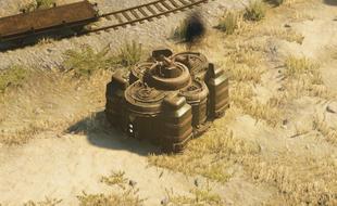 Nosidelko deployed
