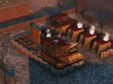 Advanced Rusviet Barracks