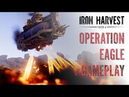 Iron Harvest Operation Eagle Gameplay B-Roll