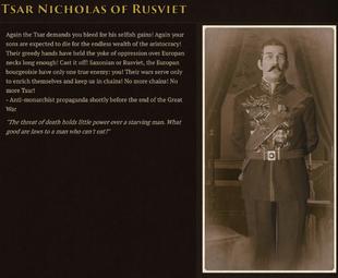 Tsar Nicholas Codex