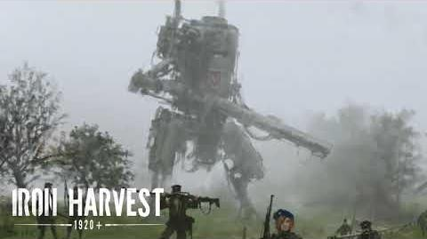 Iron Harvest - First Music Snippet