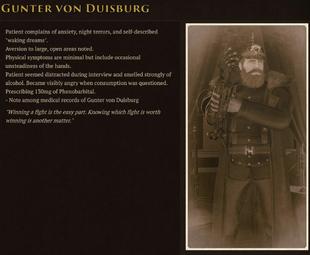 Gunter Codex Lore