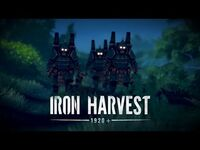 Iron Harvest - Saxony Faction Feature