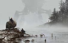Jakub-rozalski-1920-dog-in-the-fog-small