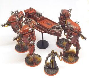 Fenris Army Scythe