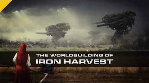 The Worldbuilding of Iron Harvest - Incoming