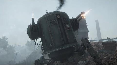 Iron Harvest Teaser Trailer
