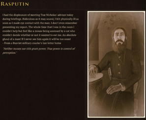 Rasputin Codex