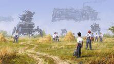 Usonian Fields