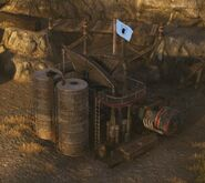 Usonian Big Oil Pump