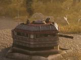 Rusviet Cannon Bunker
