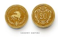 Saxony Coins