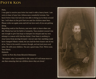 Piotr Kos Codex Lore