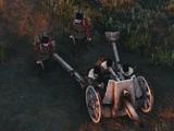 Rusviet Field Cannon