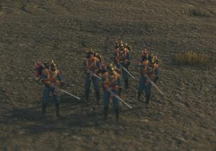 Saxony Flamethrowers