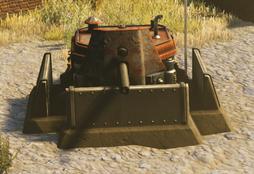 Sax cannon bunker