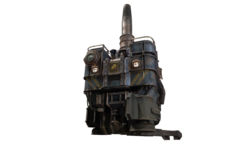 Sax mech artillery
