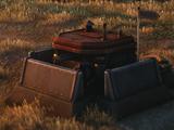 Saxon MG Bunker