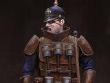 Saxon Grenadier