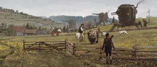 Polania Republic - Iron Harvest
