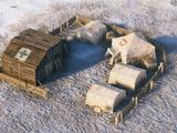 Advanced Polanian Barracks