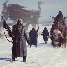 Nordic Kingdoms Concept Art