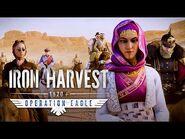 Iron Harvest Operation Eagle Story Trailer - RTS New Faction