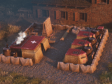 Rusviet Barracks