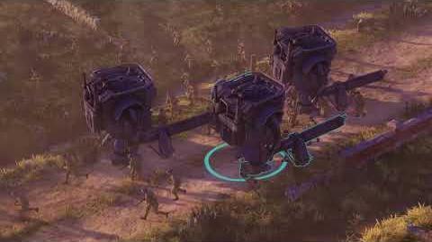 Iron Harvest Avoidance System (Pre-Alpha)