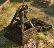 Iron Resource Point - Iron Harvest