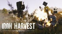 Iron Harvest- Polanian Shoutouts and the cries of battle.