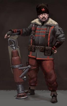 Rusviet Gunner