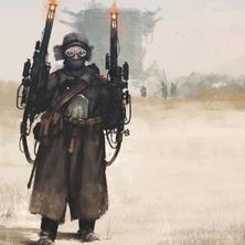 Rusviet flamer concept
