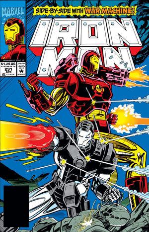 Iron Man Volume 1 291