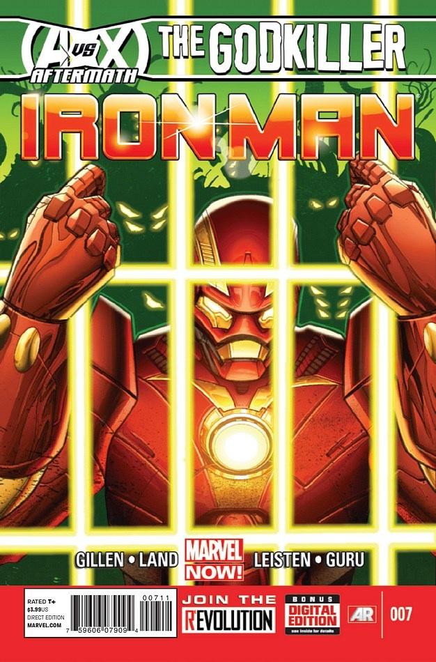 Iron Man Volume 5 7