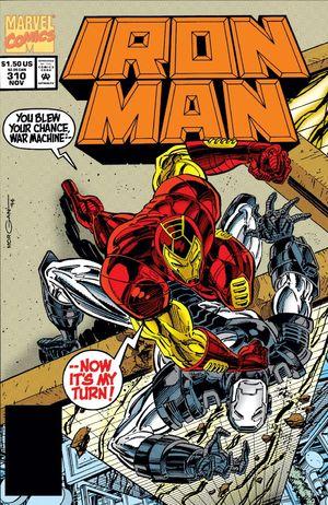 Iron Man Volume 1 310