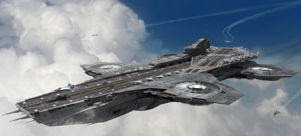 Helicarrier (film)