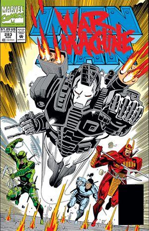 Iron Man Volume 1 283