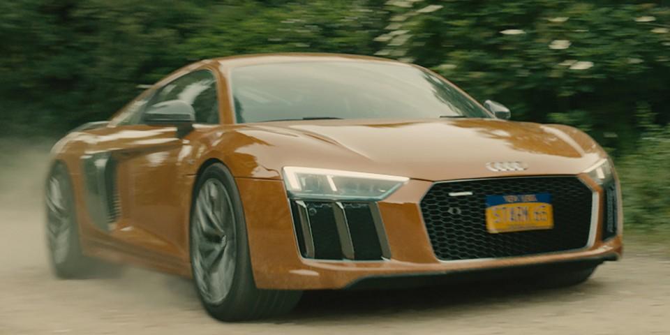 Audi R8 (2016)