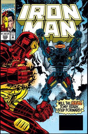 Iron Man Volume 1 308