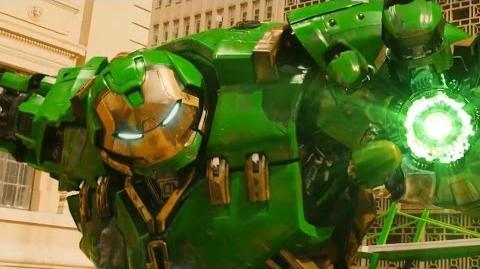 Iron Man V Superman Trailer Promo 2 (This Sunday)