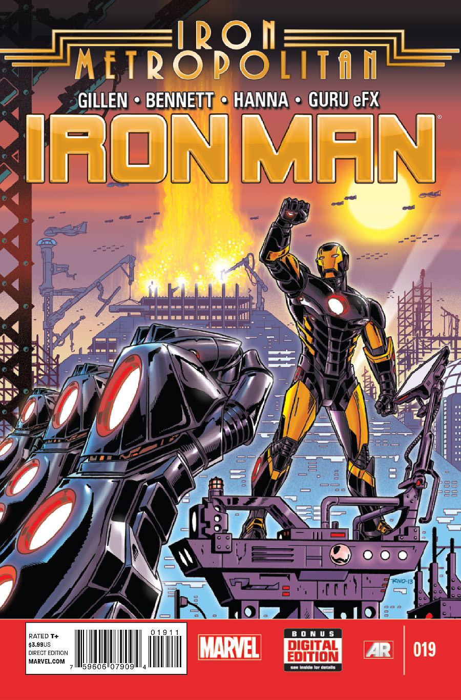 Iron Man Volume 5 19