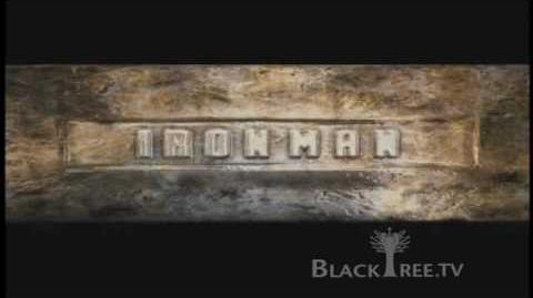 IRON MAN, (Robert Downey, Jr