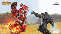 Iron studios fight