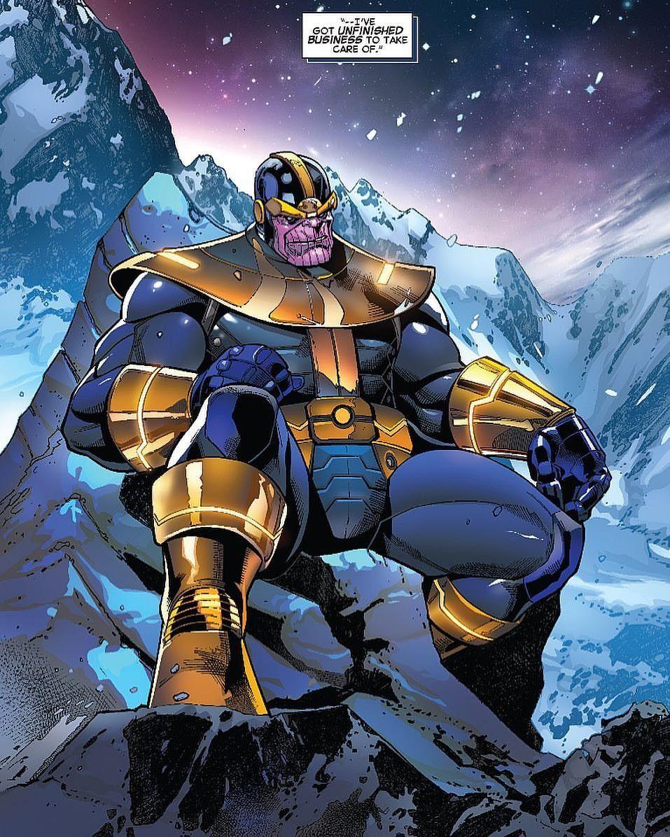 Thanos (Earth-616)