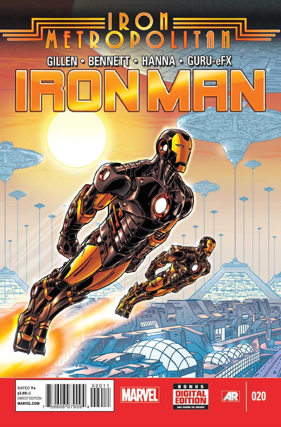 Iron Man Volume 5 20