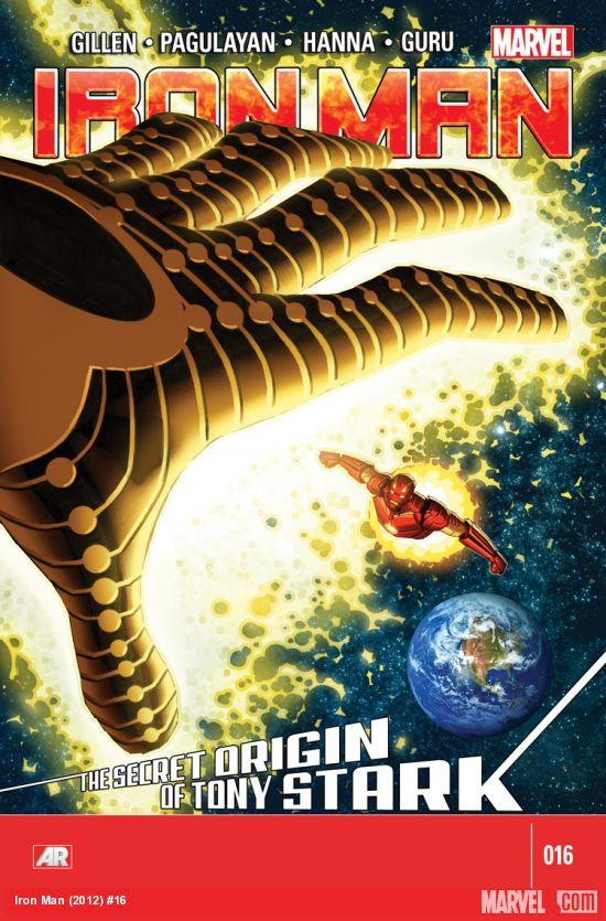 Iron Man Volume 5 16