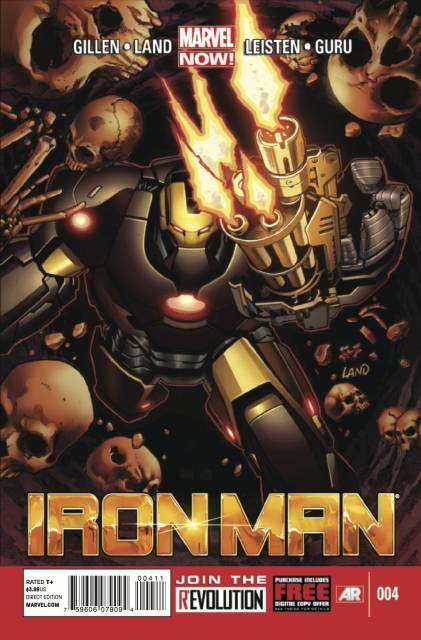 Iron Man Volume 5 4